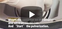 Nano Pulverizer [NP-100]
