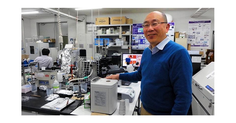 AR-100 and Dr.Iyoda